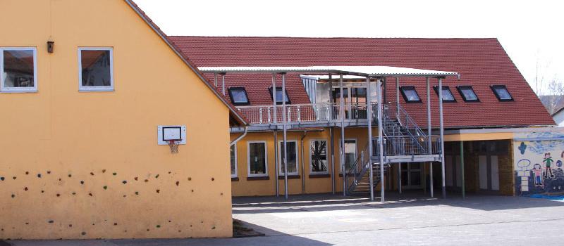 Hieronymus Bock Grundschule Hornbach