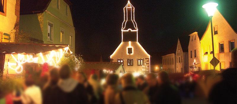 Hornbacher Weihnachtsmarkt