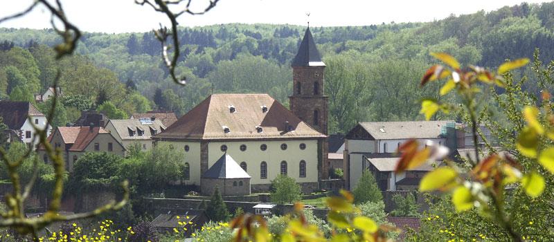 Wandern in und um Hornbach