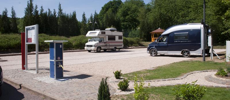 Wohnmobilstellplatz Hornbach